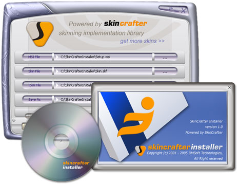 Click to view SkinCrafter Installer 2.6.1 screenshot